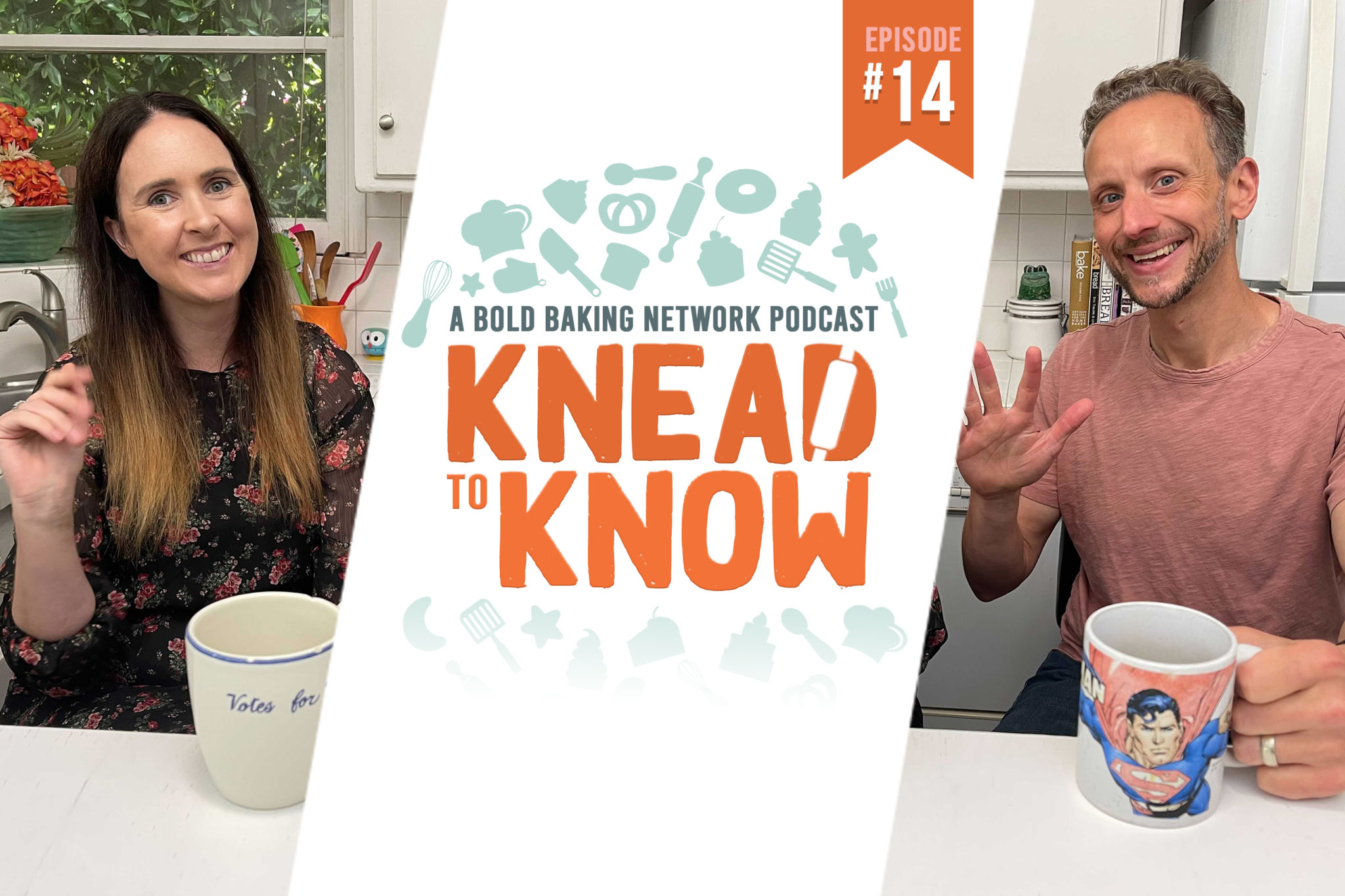 Knead to Know #14 with Kevin and Gemma